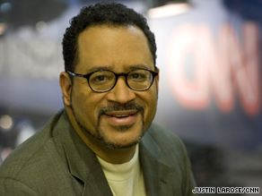 Michael Eric Dyson says the arrest of Henry Louis Gates Jr. shows that the U.S. is not &quot;a post-racial paradise.&quot;