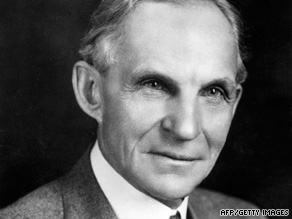 Henry Ford, pictured in 1942, unsuccessfully attempted to increase the rubber supply with a plantation in Brazil.