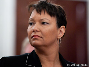 Lisa Jackson wears many hats as the administrator for the Environmental Protection Agency.