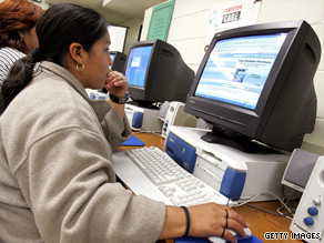 Many Latinas doubt their  chances for academic and career success, the report found.