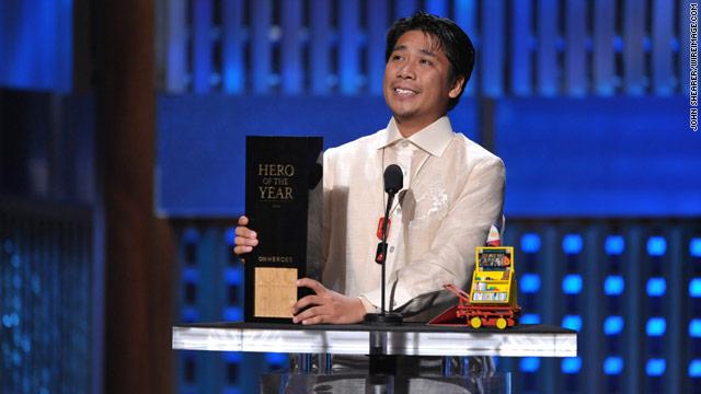 Pushcart educator named CNN Hero of the Year - CNN.com