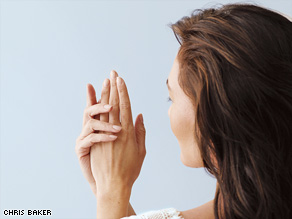 Your hands carry a lot of your body's tension and you can quickly ease it with a massage.