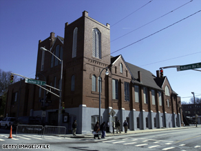 Ebenezer Baptist Church in Atlanta, Georgia, is seeing an increased need for financial programs.