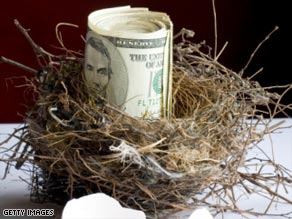 Don't let your retirement dreams die by not feeding your nest egg.