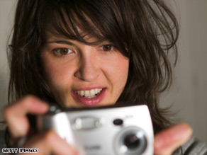 """Woman learns that friends see her best qualities in what she thinks is a """"hideous"""" picture."""