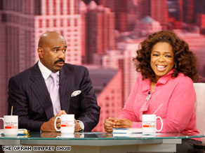 Comedian Steve Harvey: Women's standards too low