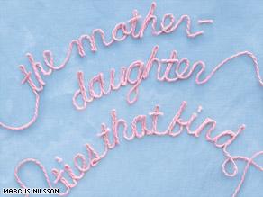 Improving mother-daughter relationships