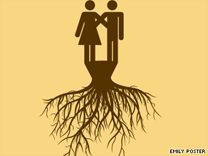 Author goes out on a limb to say fiance should be part of family tree.