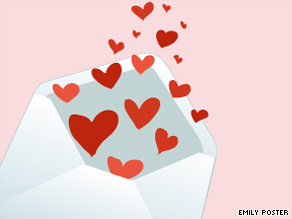Witty e-mails and text messages aren't always signs of real-life chemistry, writer says.