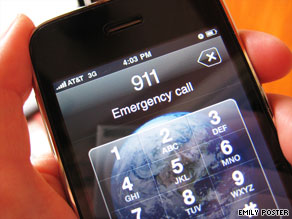 Old cell phones are useful to domestic abuse victims -- even if they are deactivated they will still dial 911.