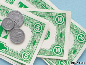 Some people loved to save every dollar, nickel and dime before the recession.