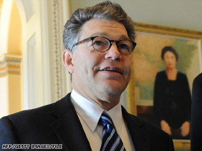 A board will say Al Franken won the U.S. Senate race by 225 votes, Minnesota's secretary of state says.