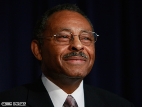 Roland Burris spoke Monday to CNN's Wolf Blitzer about his appointment to the U.S. Senate by Ilinois' governer.