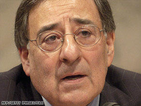 Leon Panetta, who has a strong background in economics, was chief of staff for President Bill Clinton.