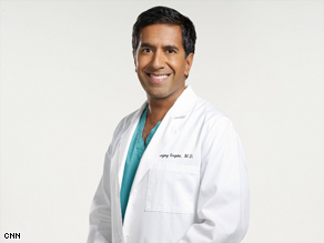 The Obama administration approached CNN's Dr. Sanjay Gupta about becoming U.S. surgeon general.