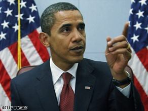 President-elect Barack Obama says details of the stimulus package will be posted online.