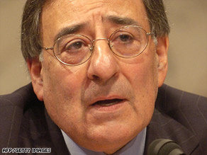 Some are questioning Leon Panetta's nomination to lead the CIA.