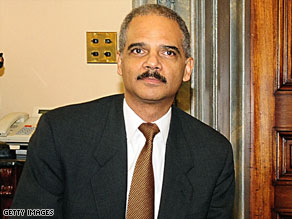 Eric Holder likely will face a grueling round of questions from Republicans during his confirmation hearings.