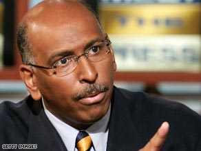 Former Maryland Lt. Gov. Michael Steele is among six vying for the RNC chairmanship.