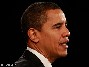 Analysts say President-elect Barack Obama has made little comment on the Gaza-Israel crisis.