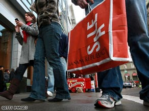 The huge lack of consumer confidence is hurting the economy, New York Mayor Michael Bloomberg says.