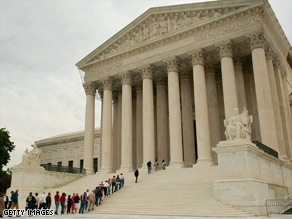 The U.S. Supreme Court could hear arguments on the voting rights case in April.