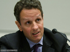 Timothy Geithner has been nominated for the post of treasury secretary in the Obama administration.