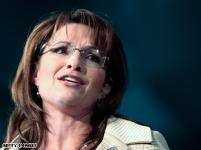  Gov. Sarah Palin may be positioning herself for a 2012 run for the White House, analysts say.