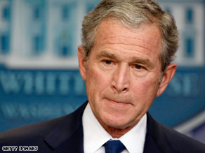 President Bush says he should have focused on immigration reform instead of Social Security reform.