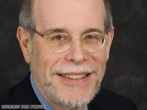 Harold Holzer says Obama represents validation of Lincoln's hope of equal opportunity for all.