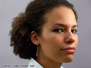 Jennifer Brea says Barack Obama represents the increasing diversity of America.