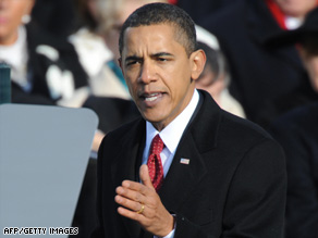 President Obama has said that the United States faces many  tough challenges at the moment.