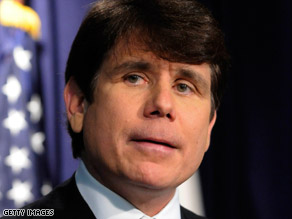 Gov. Rod Blagojevich says he considered selecting Oprah Winfrey to fill Barack Obama's former Senate seat.