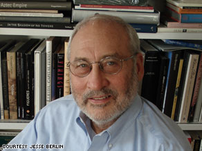 Economist Joseph E. Stiglitz says the strategy followed by the architects of the bank bailout was flawed.