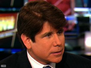 Gov. Rod Blagojevich talks to CNN's Campbell Brown Tuesday night about his impeachment trial.