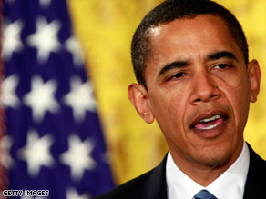 Preisdent Obama says his economic plan will create or save up to 4 million jobs.