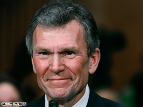 Tom Daschle will serve on the commission that will select this year's White House Fellows.
