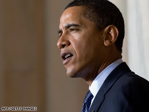  President Obama says Congress must act without delay on his economic plan.