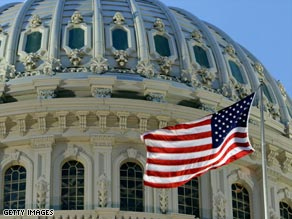 "The ""Buy American"" provision in a proposed stimulus plan has raised the ire of lawmakers and business groups."