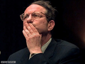 Ex-CIA director John Deutch lost his security clearance in the mid-1990s for mishandling top secret documents.