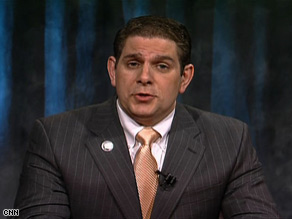 Mayor Virg Bernero says the American worker has been sold out by backers of free trade.