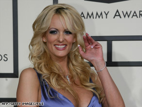 "Porn star Stormy Daniels, who has no party affiliation, says she's ""always up for a good fight."""