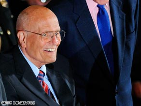 Rep. John Dingell entered the House in 1955, when Dwight D. Eisenhower was president.
