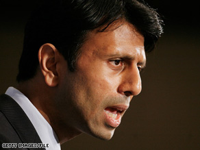 Louisiana Gov. Bobby Jindal, 37, will give GOP response to President Obama's address to Congress this month.