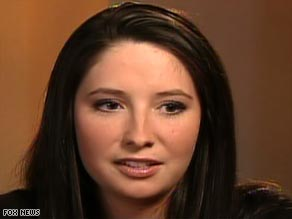 "Bristol Palin says ""everyone should just wait 10 years"" to have a baby, rather than when you're young."