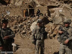 The commander predicted the new troops will be operational before Afghan elections in August.