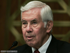 """The unilateral embargo on Cuba has failed to achieve its stated purpose,"" Sen. Richard Lugar writes in a letter."