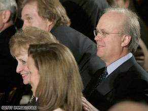 Harriet Miers and Karl Rove have agreed to talk about allegations of improper firings of nine U.S. attorneys.