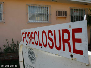 President Obama hopes to help keep nine million people in their homes with his foreclosure prevention plan.