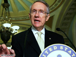 The U.S. Senate postponed its vote on the $410 billion spending bill on Thursday.
